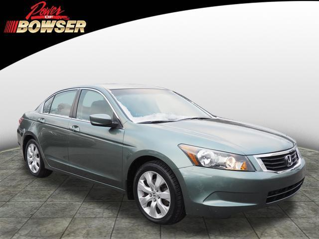 2009 Honda Accord EX-L EX-L 4dr Sedan 5A