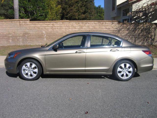 2009 Honda Accord EX-L Sedan for Sale in Newbury Park ...