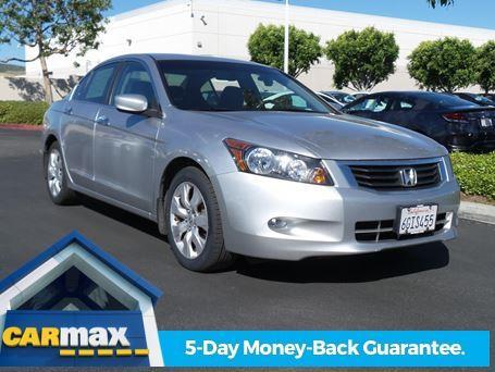 2009 Honda Accord EX-L V6 EX-L V6 4dr Sedan 5A