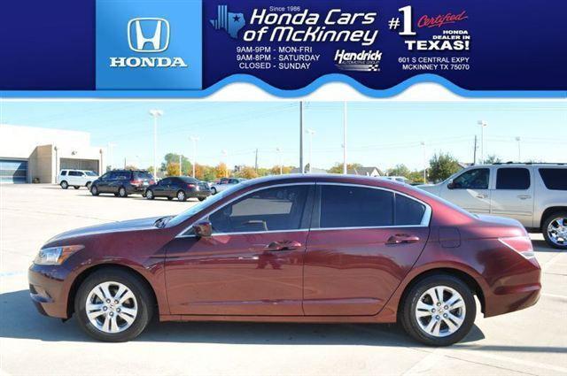 2009 honda accord lx p for sale in mckinney texas for Honda cars of mckinney