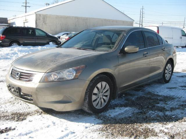 2009 honda accord lx sedan at for sale in columbus ohio classified. Black Bedroom Furniture Sets. Home Design Ideas
