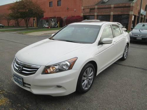 2009 honda accord sedan ex l for sale in burton city ohio