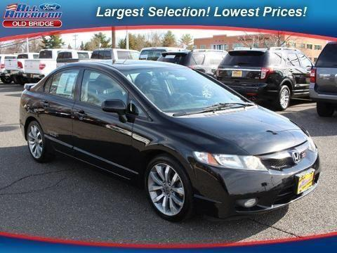 2009 honda civic 4 door sedan for sale in old bridge new jersey classified. Black Bedroom Furniture Sets. Home Design Ideas