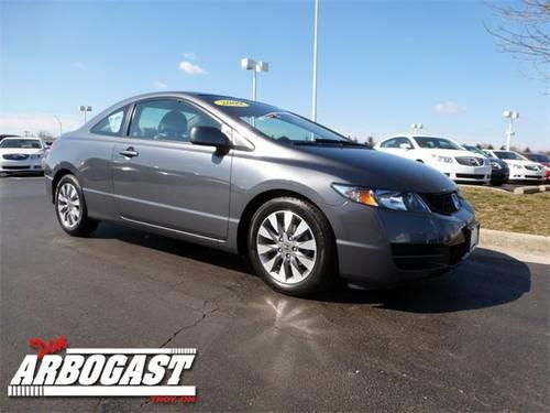 2009 honda civic coupe ex l for sale in troy ohio classified. Black Bedroom Furniture Sets. Home Design Ideas