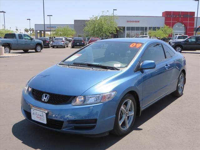 2009 honda civic coupe lx for sale in tucson arizona classified. Black Bedroom Furniture Sets. Home Design Ideas