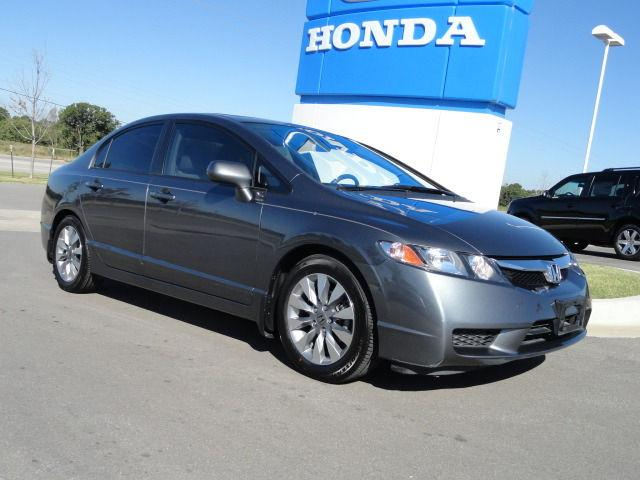 2009 Honda Civic Ex For Sale In Bartlesville Oklahoma