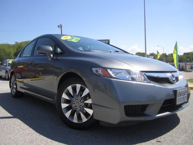 2009 honda civic ex for sale in athens tennessee classified. Black Bedroom Furniture Sets. Home Design Ideas