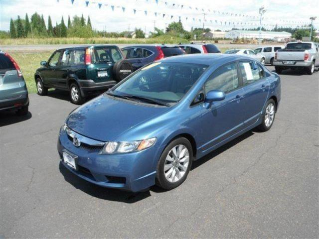 2009 honda civic ex for sale in mcminnville oregon classified. Black Bedroom Furniture Sets. Home Design Ideas