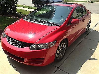 2009 Honda Civic EX-L Coup - 66K miles - Great Car!