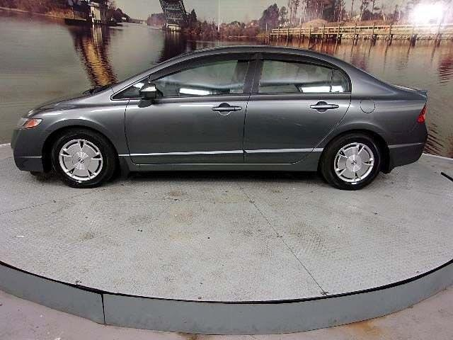 2009 Honda Civic Hybrid Hybrid 4dr Sedan