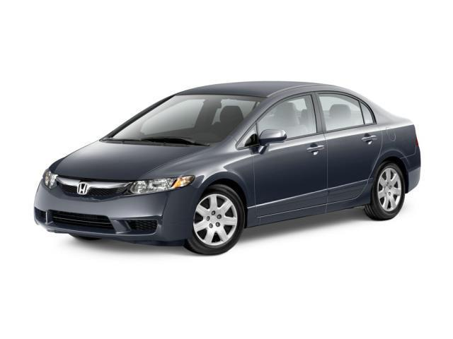 2009 Honda Civic LX LX 4dr Sedan 5A
