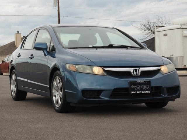 2009 honda civic lx lx 4dr sedan 5a for sale in killeen texas classified. Black Bedroom Furniture Sets. Home Design Ideas