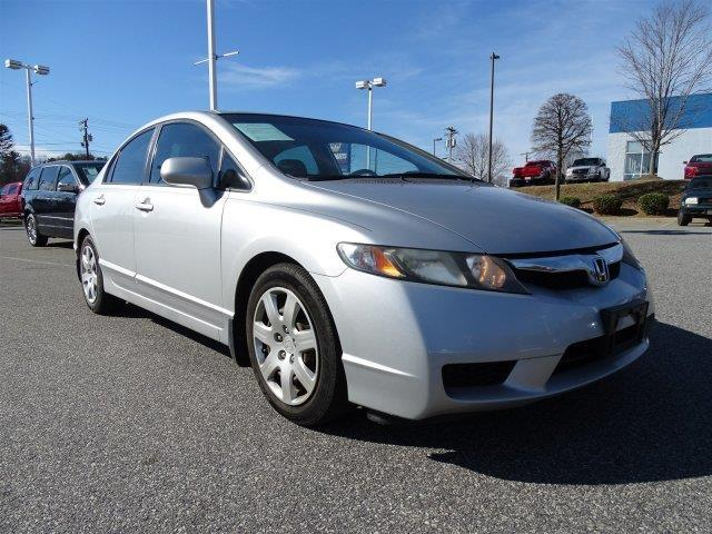 2009 honda civic lx lx 4dr sedan 5a for sale in hickory north carolina classified. Black Bedroom Furniture Sets. Home Design Ideas