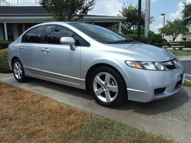 2009 honda civic lx s for sale in houston texas classified. Black Bedroom Furniture Sets. Home Design Ideas