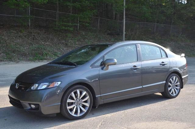2009 Honda Civic Sedan Si for Sale in Naugatuck