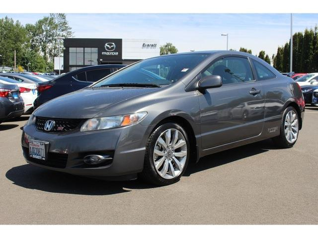 2009 honda civic si si 2dr coupe for sale in everett washington classified. Black Bedroom Furniture Sets. Home Design Ideas