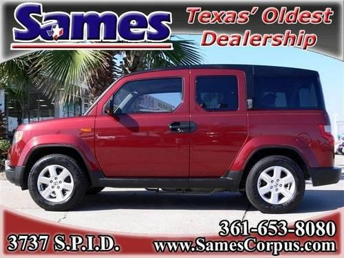 2009 Honda Element Sport Utility EX