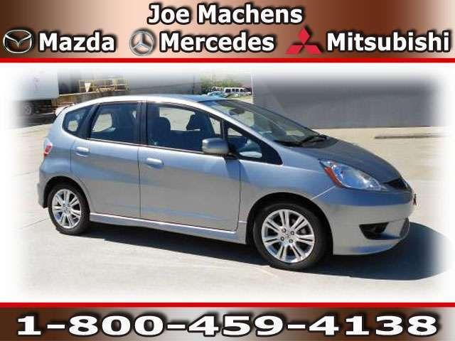 2009 honda fit sport for sale in columbia missouri classified. Black Bedroom Furniture Sets. Home Design Ideas