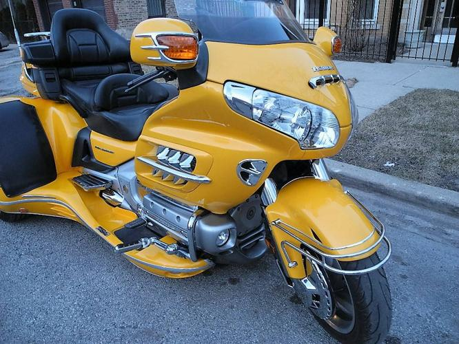 2009 Honda Goldwing GL 1800 Trike