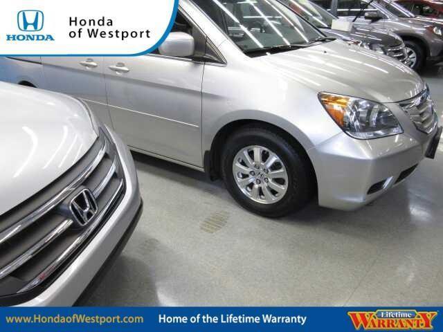 2009 Honda Odyssey EX-L w/DVD EX-L 4dr Mini-Van w/DVD