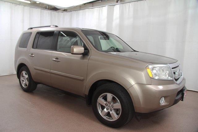 2009 Honda Pilot EX-L 4x4 EX-L 4dr SUV