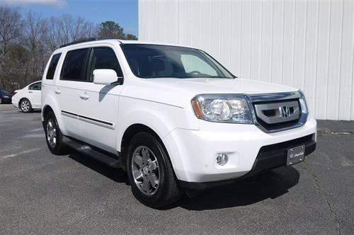 2009 honda pilot sport utility touring with navi leather for sale in wilson north carolina. Black Bedroom Furniture Sets. Home Design Ideas