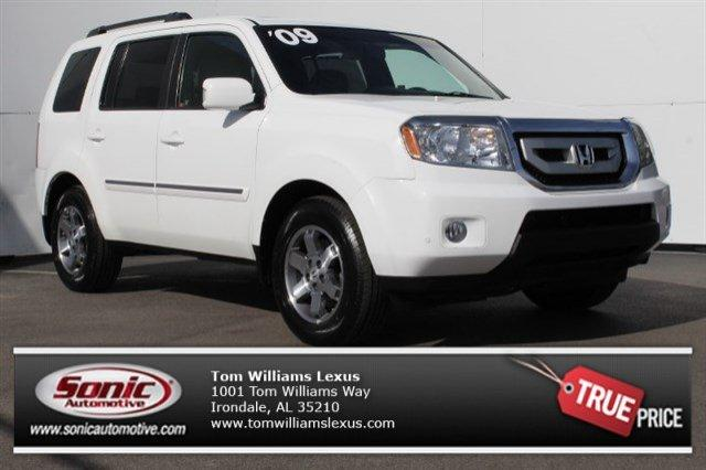 2009 honda pilot touring 4dr suv w navi for sale in birmingham alabama classified. Black Bedroom Furniture Sets. Home Design Ideas