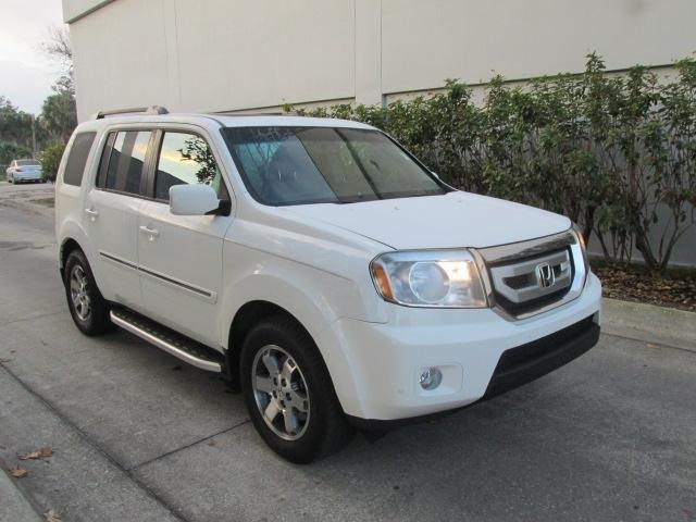 2009 honda pilot touring w navi touring 4dr suv w navi for sale in new smyrna beach florida. Black Bedroom Furniture Sets. Home Design Ideas