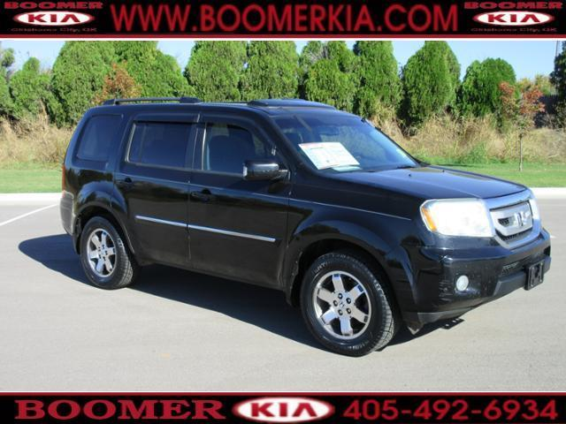 2009 honda pilot touring w navi w dvd 4x4 touring 4dr suv w navi and dvd for sale in oklahoma. Black Bedroom Furniture Sets. Home Design Ideas