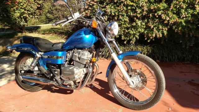2009 Honda Rebel