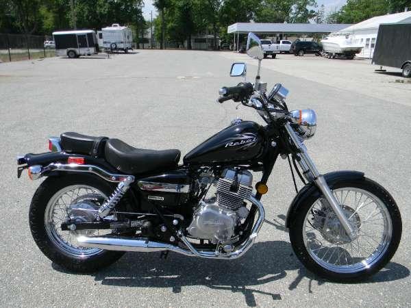 2009 Honda Rebel  Cmx250c