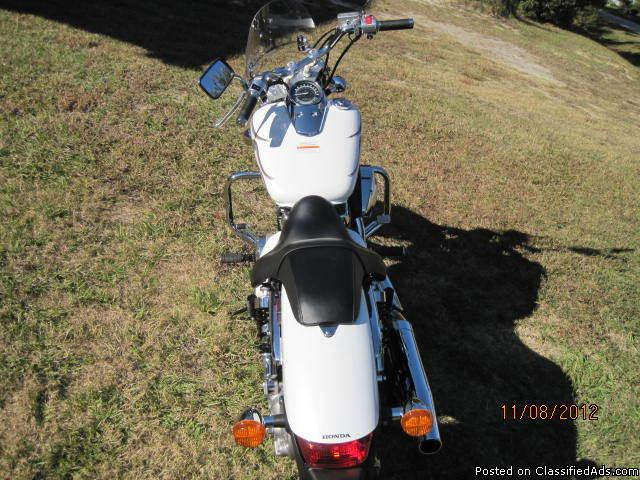 2009 Honda Shadow Spirit 750 ONLY 107 MILES