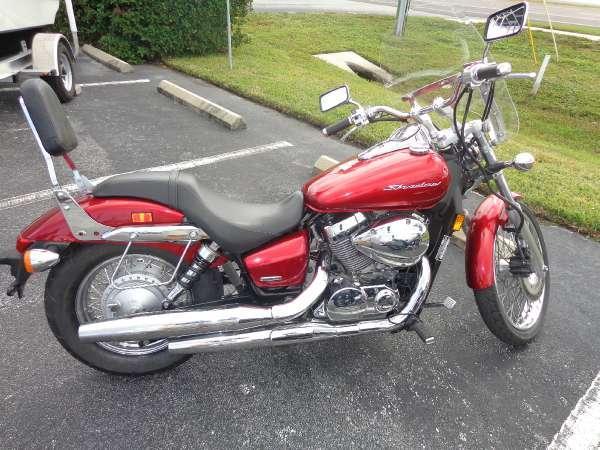 2009 honda shadow spirit 750 vt750c2 for sale in saint for Honda st petersburg