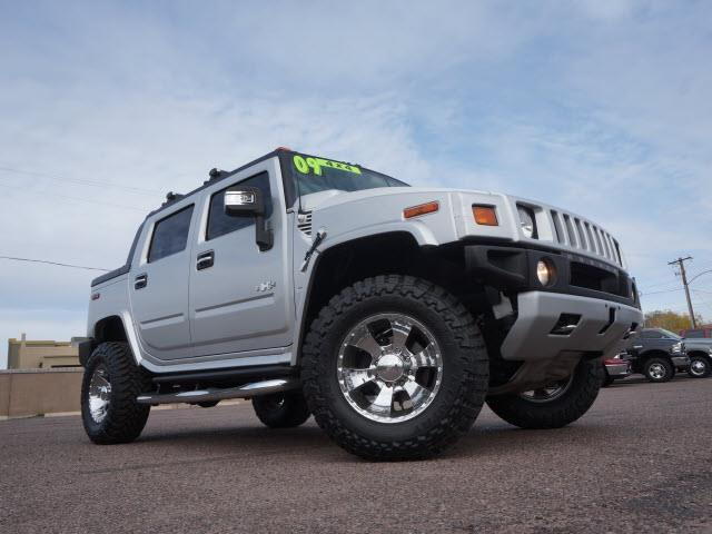 2009 hummer h2 sut luxury 4x4 luxury crew cab 4dr for sale in phoenix arizona classified. Black Bedroom Furniture Sets. Home Design Ideas