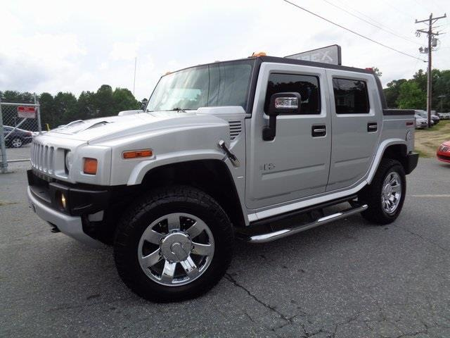 2009 hummer h2 sut luxury 4x4 luxury crew cab 4dr for sale in greensboro north carolina. Black Bedroom Furniture Sets. Home Design Ideas