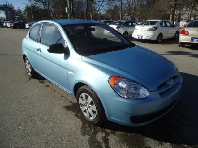 2009 hyundai accent 2d hatchback gs for sale in norwich. Black Bedroom Furniture Sets. Home Design Ideas