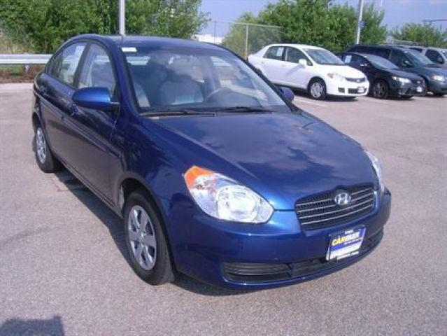 2009 hyundai accent gls for sale in independence missouri. Black Bedroom Furniture Sets. Home Design Ideas