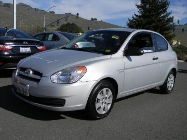 2009 hyundai accent gs hatchback for sale in vallejo. Black Bedroom Furniture Sets. Home Design Ideas