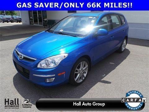2009 Hyundai Elantra Touring 4 Door Hatchback For Sale In
