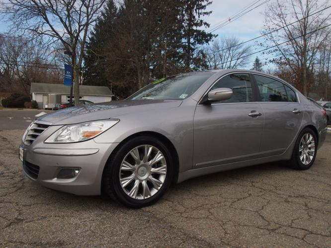 2009 hyundai genesis 3 8l v6 4dr sedan for sale in. Black Bedroom Furniture Sets. Home Design Ideas