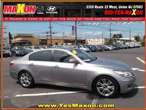 2009 hyundai genesis 4 dr sedan 4 6l v8 for sale in. Black Bedroom Furniture Sets. Home Design Ideas