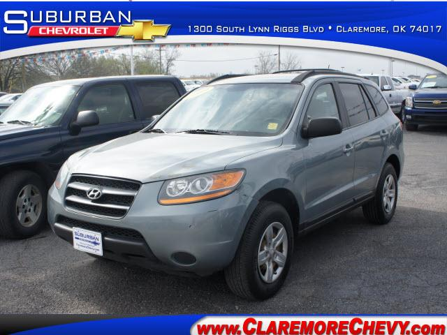 2009 hyundai santa fe awd gls 4dr suv 4a for sale in claremore oklahoma classified. Black Bedroom Furniture Sets. Home Design Ideas