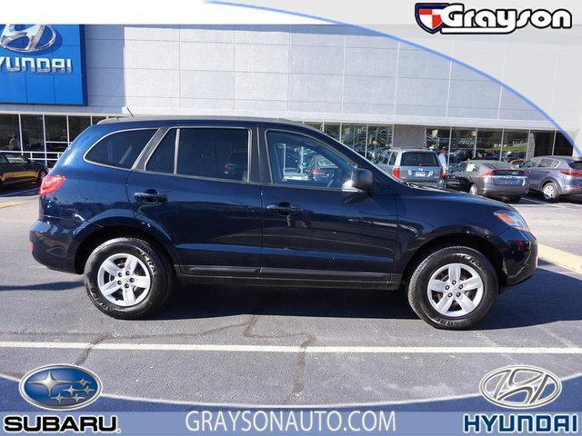 2009 Hyundai Santa Fe Gls Gls 4dr Suv 5m For Sale In