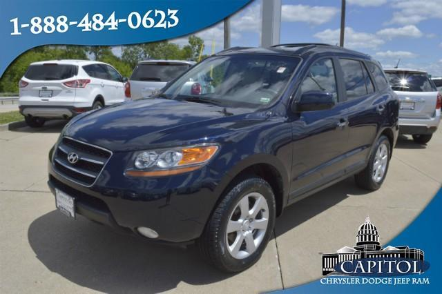 hyundai santa fe limited awd limited dr suv  sale  jefferson city missouri