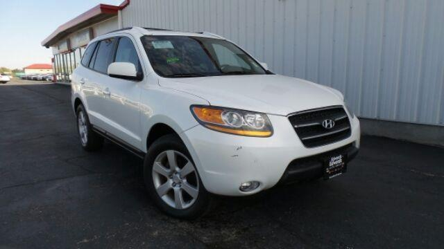 2009 hyundai santa fe limited limited 4dr suv for sale in co bluffs iowa classified. Black Bedroom Furniture Sets. Home Design Ideas