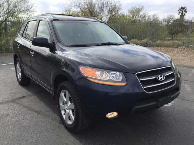 hyundai santa fe limited limited dr suv  sale  tucson arizona classified