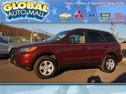 2009 hyundai santa fe suv gls for sale in muhlenberg new jersey classified. Black Bedroom Furniture Sets. Home Design Ideas