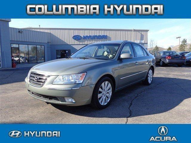 2009 hyundai sonata 4dr car limited for sale in symmes township ohio classified. Black Bedroom Furniture Sets. Home Design Ideas