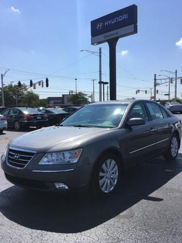 2009 hyundai sonata limited limited 4dr sedan for sale in fort wayne indiana classified. Black Bedroom Furniture Sets. Home Design Ideas