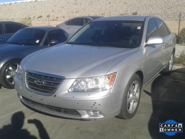2009 Hyundai Sonata Limited V6 Limited V6 4dr Sedan